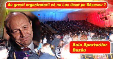 Băsescu a vrut să vină și el la spectacolul de muzică populară de la Buzău. Dar a mai cerut ceva cu care organizatorii nu au fost de acord