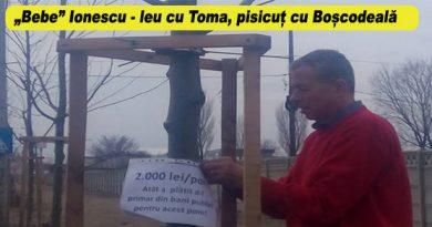 """Domnu' Ionescu, pe când un afiș și cu mesajul """"La Buzău e cea mai scumpă apă din țară"""" ?"""