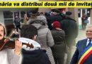 Iată când se dau invitațiile la marele spectacol de muzică populară de la Buzău. Botgros, Paladi, Leșe, Benone etc.