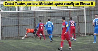 Iată rezultatele din competițiile sportive desfășurate azi la Buzău (fotbal liga III și liga IV, handbal m+f, rugby)
