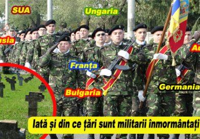 EXCLUSIV! Militari din 12 țări vor defila la Buzău. Cel mai important eveniment de la Buzău din ultimele zeci de ani