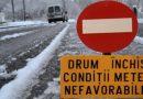 ULTIMA ORĂ! Drum național blocat de la ieșirea din municipiul Buzău!