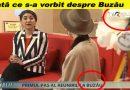 Mândrie pentru buzoieni! La Chișinău pe TVR Moldova s-a vorbit la superlativ despre Buzău! Iată VIDEO