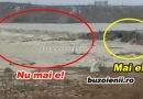 ULTIMA ORĂ! VIDEO: Podul de tuburi s-a dărâmat! A venit apa și l-a luat!