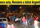 15 mii de buzoieni în stradă! Iată imagini cu puhoiul de oameni și parada cu torțe!