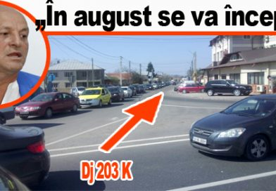Promisiune a șefului CJ Buzău în privința drumului spre Mărăcineni, Săpoca, Cernătești, Beceni, V. Vodă