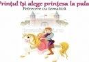 Micii prinți și tinerele prințese din Buzău sunt chemați duminică la o petrecere șic