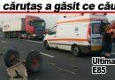 Atelaj și două autoturisme implicate. România, ultima țară din UE în care se mai întâmplă