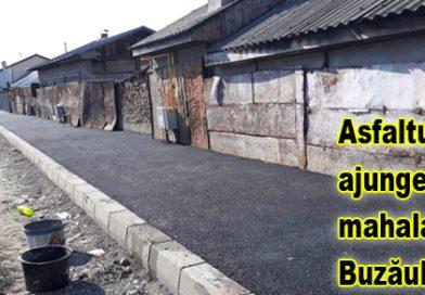 Iată ce străzi s-au mai asfaltat și care urmează la rând. FOTO de azi