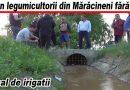 Somație de neplată, deși însuși Petre Daea le-a promis că apa de irigații va fi gratis