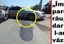 Un Mercedes a intrat într-o moto Suzuki la Mărăcineni