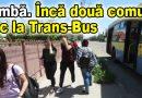 """Iată unde se va mai extinde Trans-Bus. """"Mai cumpărăm autobuze!"""""""