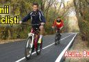 Raiul bicicliștilor. Asfalt, marcaj, decor, fără mașini