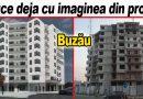 Este cel mai mare bloc construit în Buzău după '90