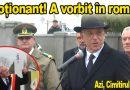 """""""Mulțumesc buzoienilor! Atâta grijă pt. mormintele și monumentele inamicilor!"""". Iată VIDEO cu ambasadorul Germaniei"""