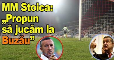 """Stoica: """"S-ar umple stadionul!"""". Iată răspunsul lui Gigi Becali"""