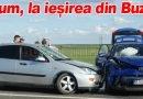 Regulă încălcată + neatenție a unui șofer începător