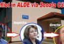 Profesorul de sport ALDE cere inspectorului ALDE demiterea directorului ALDE