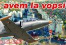 Se face! Un avion va fi montat într-o intersecție importantă din Buzău