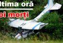 Avion prăbușit în județul Buzău