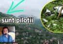 Vezi primele poze cu epava. Pilot și copilot – decedați. Cine sunt ei