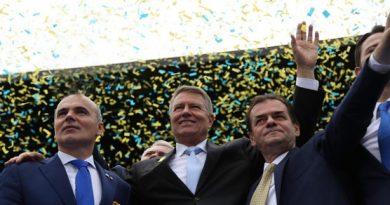 Klaus Iohannis: Eliberați România! Vă aștept pe toți la vot pe 26 mai! (P)