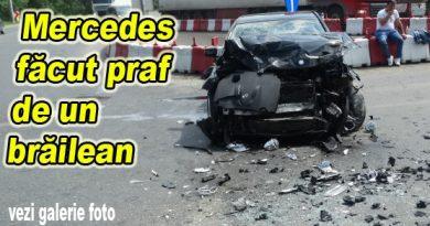 Acum. Accident cu trei victime la ieșirea spre Ploiești. Vezi foto de la fața locului