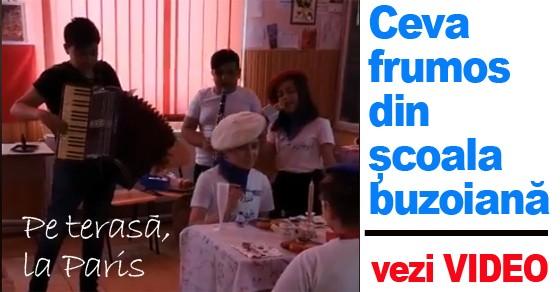 De-ar vedea francezii asta… S-a întâmplat la Costești (Buzău). Vezi VIDEO