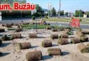 """Operațiunea """"ruloul"""". Modificări în rondurile importante din Buzău. FOTO"""