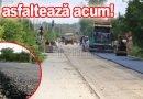 """Șosea de 1 km. Zonă din Buzău """"scoasă la lumină"""""""