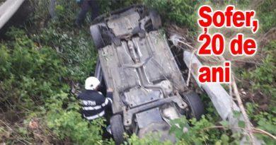 Răniți: două fete de 17 și 18 ani + tânăr de 21 de ani – buzoienii.ro